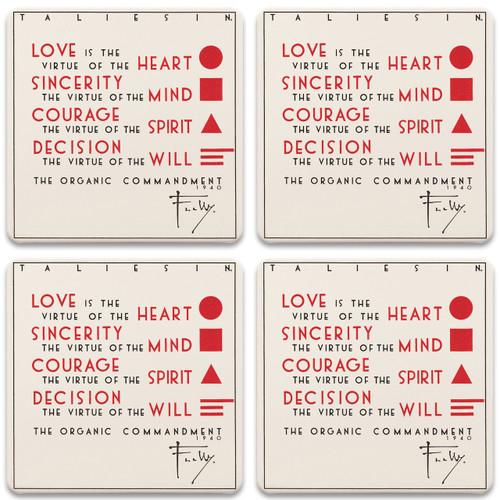 Frank Lloyd Wright® Organic Commandment