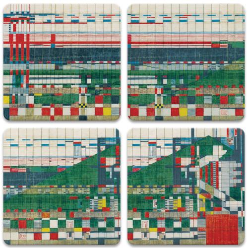 Frank Lloyd Wright® Hillside Curtain