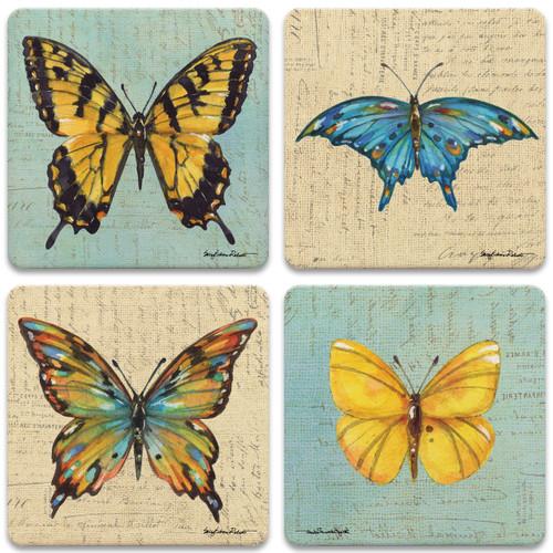 Burlap Butterflies