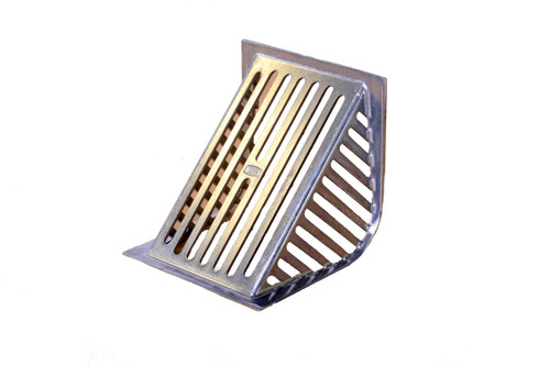 Olympic Aluminum Grate Only for Insert Scupper Drains