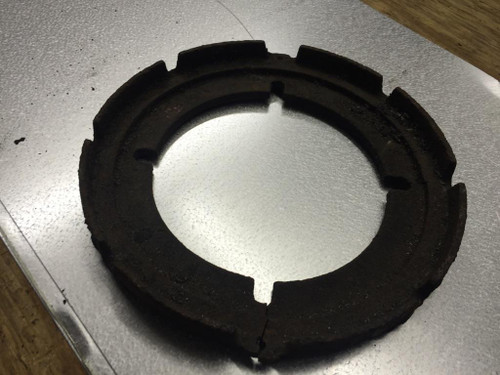 Blake Small Unknown Cast Iron Drain Ring-OBSOLETE