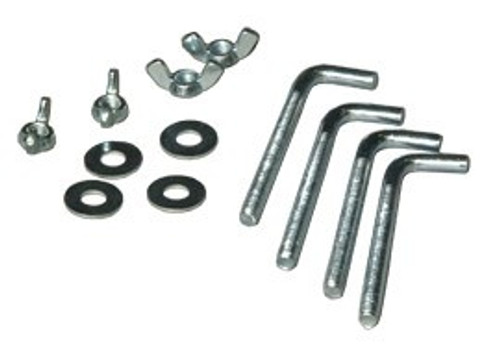 "Wade Stainless Steel ""L"" Bolt Kit"