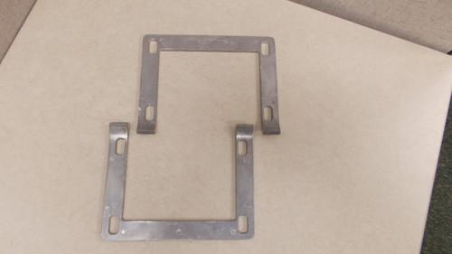 """Zurn Z187 Aluminum Scupper Clamp Collar 2""""-4"""" [2 Req'd per drain]"""