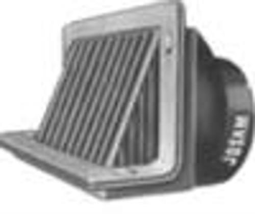 """Josam 24700 2""""-6"""" IP Scupper Drain w/Oblique  CI Ring&Grate"""