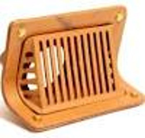 "Smith 1510 2"" - 6""  IP Scupper Drain w/Oblique Grate"