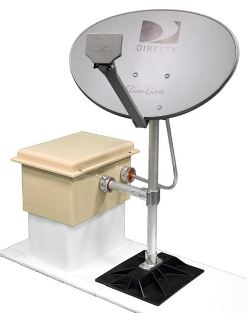 VAULT® Satellite Dish Support (SDS)