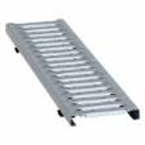 Josam 140122 Galv. Steel .5M Slotted Grate Class A
