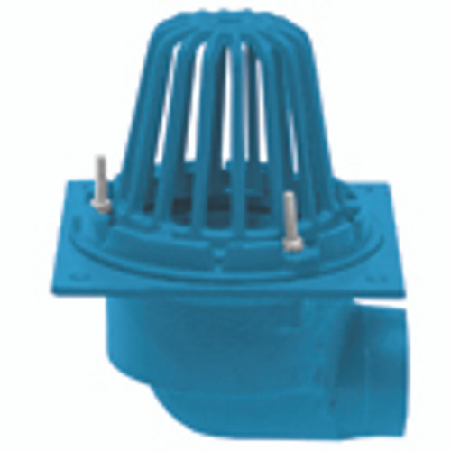 """3"""" 853SN NH Side Outlet w/CI Dome"""