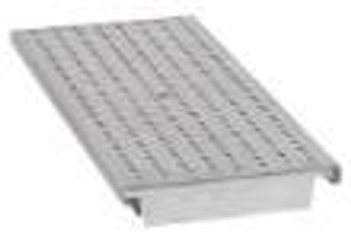 Josam 140256 Stainless Reinf. Mesh .5M Slotted Grate Class C