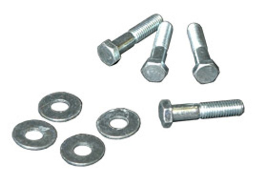 Zurn Galvanized Steel Bolt Kit  for Z100 & Z121