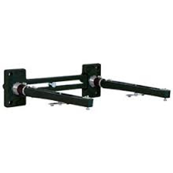 Josam 17120 Wall Mount Carrier w/Adj. Conc.Arms