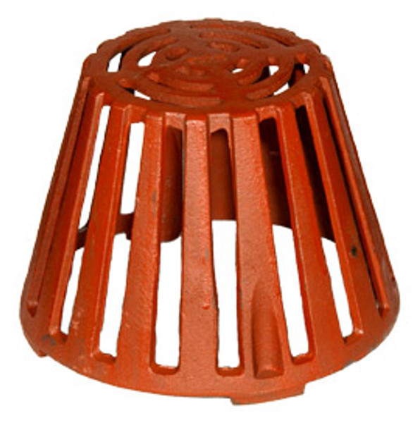 Wade 3500 Cast Iron Dome [NOTE: discontinued by Wade, use WP3220]