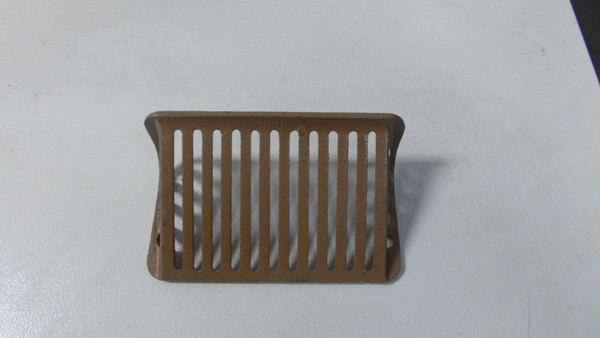 """Smith 1510 CI Scupper Grate for 2""""-4"""" Outlet Drains"""