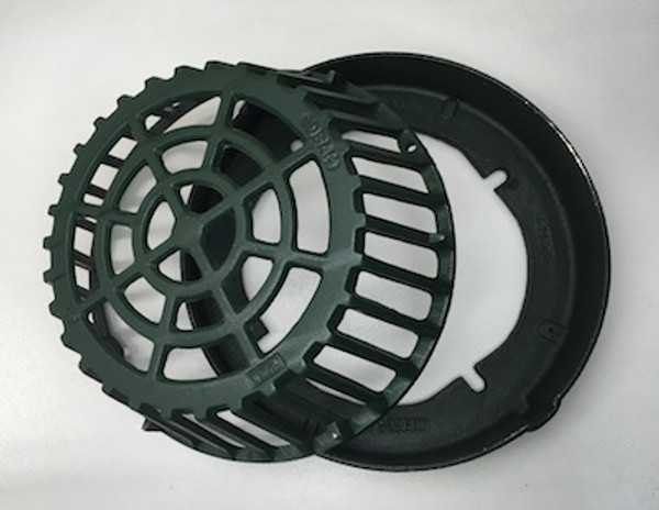 Josam 21500 Cast Iron Waterdam Combo Kit