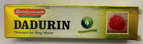 Dadurin ointment for ring worm 15g By Baidyanath