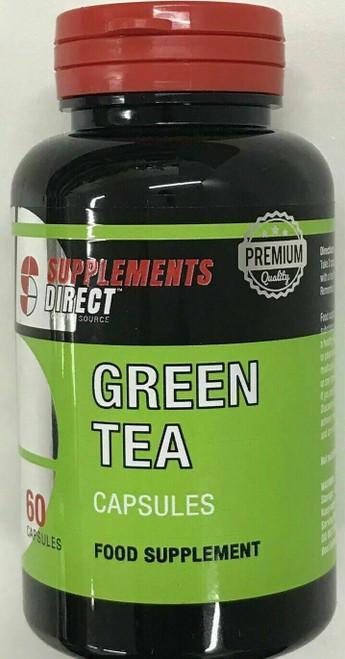 60 x Green Tea Weight Management , Energy, Herbal (Botanicals) Metabolic Support