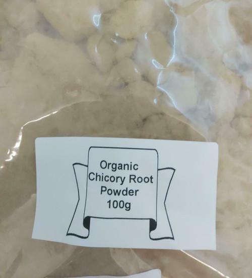 Organic  chicory root Powder 50 grams