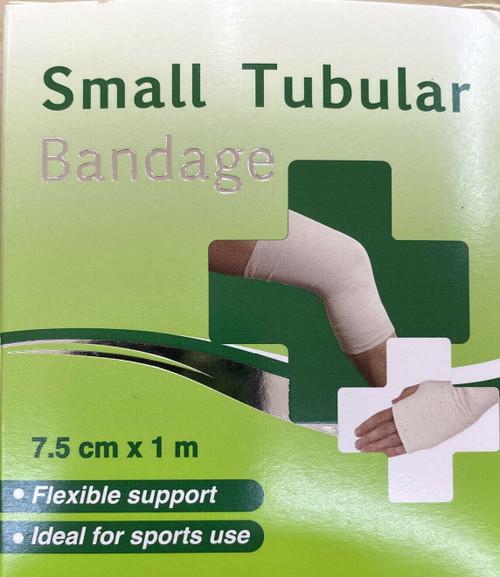 Small Tubular Bandage 7.5cm X 1 Meter Flexible Support