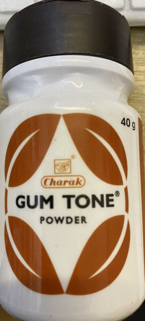 Gum Tone Powder  Bleeding Gums, Healthy Gums Oral Care Charak - 40g