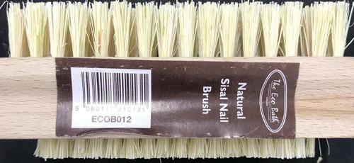 Natural Sisal Nail Brush Bath Brushes & Sponges