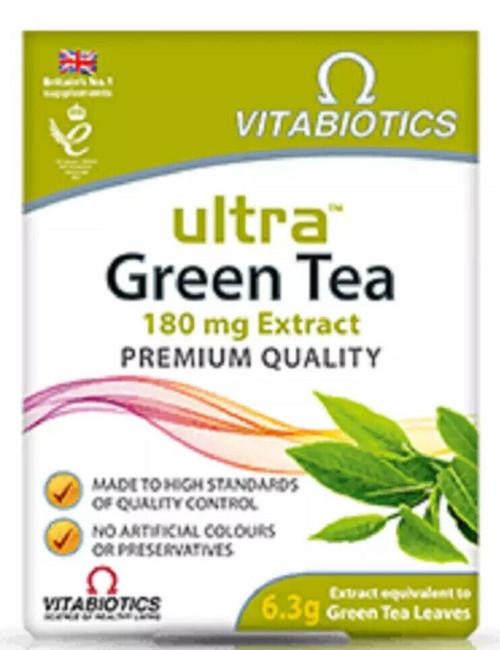 Ultra Green Tea (Premium Quality) 30 tablets