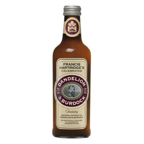natural extract of Dandelion & Burdock 330ml immune health