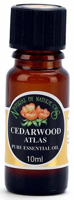 Organic Pure CEDARWOOD ATLAS (Cedrus atlantica) 10ml UK made