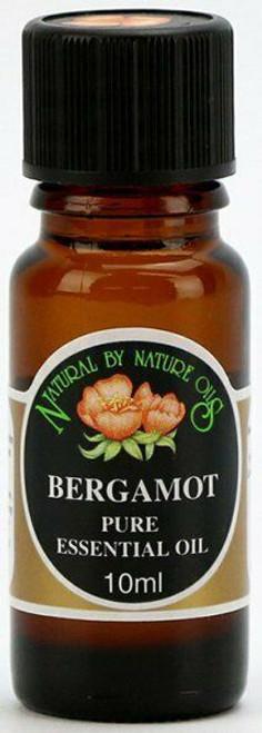 Organic Pure Bergamot Essential Oil Citrus bergamimia 10ml