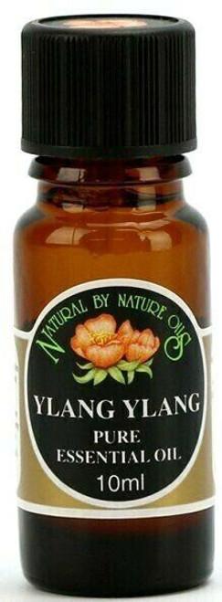 ORGANIC YLANG YLANG (Cananga odorata) essential oil help dispel stubbornness 10m