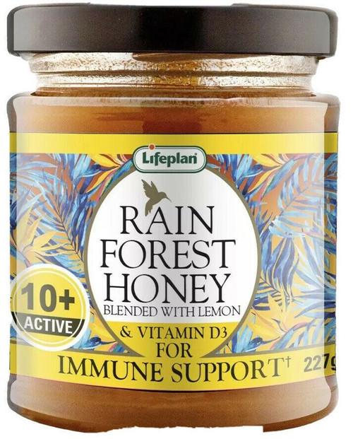 Honey Active 10+ Vitamin C & Vitamin D3  227g  Immune Support