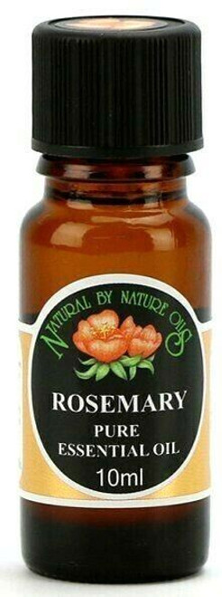 ORGANIC ROSEMARY (Rosmarinus officinalis) essential oil 10ml