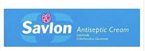 Savlon  Healing The Wound, Antiseptic Cream 30g