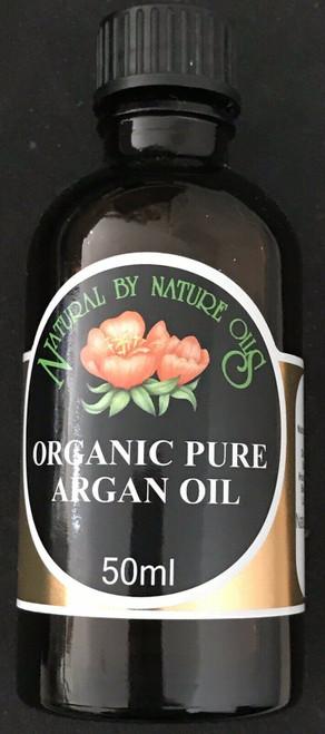 100% Certified Organic Argan Oil from Morroco Argania Spinosa 50ml