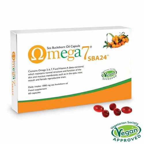 Omega 7 Sea Buckthorn Oil 150 caspsules Omega 3 6 7 And 9 pharma nord