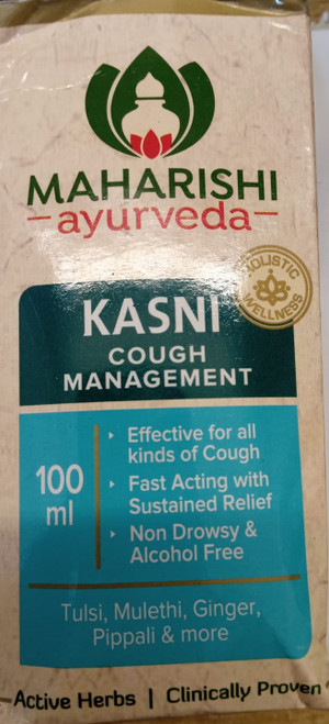 Kasni cough management fast relief for sustained cough 100ml