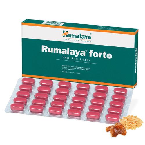 Rumalaya forte tablets 60 rheumatism and muscular pain
