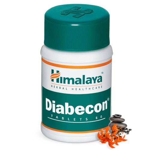 Diabecon 60 tablets helps reduce excessive blood sugar
