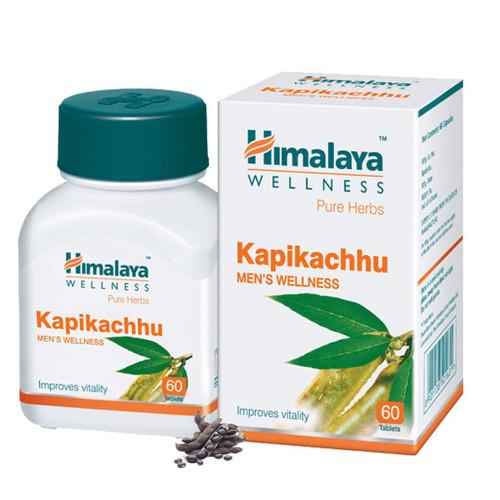 Kapikachhu improves vitality men's wellness 60 tablets himalaya