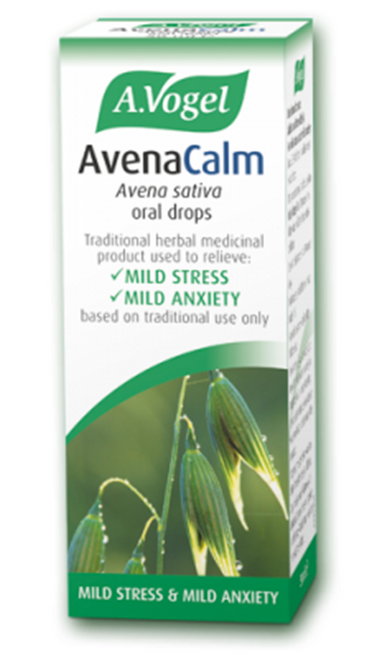 temporary relief of symptoms associated with mild stress such as mild anxiety