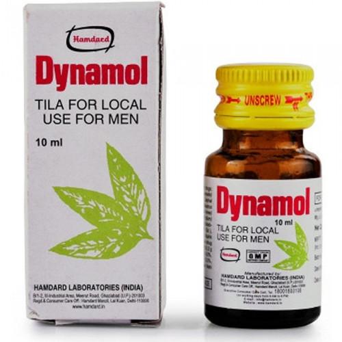 Dynamol oil vitality and stamina 10ml