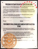 HPD NYC Gas Leak Notice