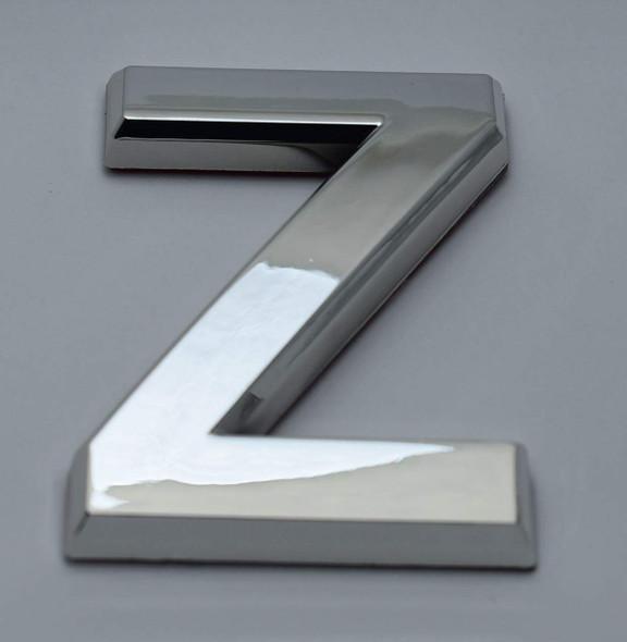 Apartment Number Sign Letter Z