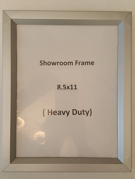 "Showroom Frame 8.5"" X 11"""