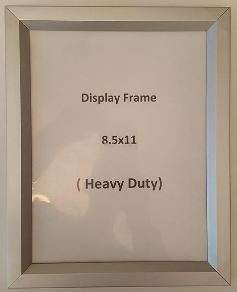 """Exhibit Frame 8.5"""" X 11"""""""