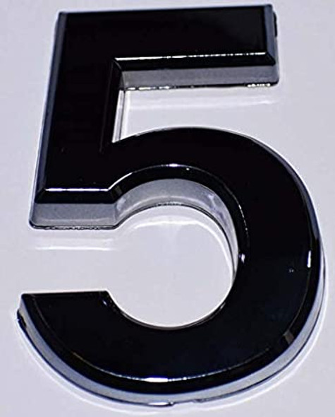Apartment Number Sign Number Sign 5