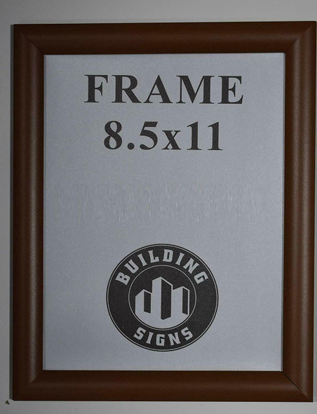 Brown Snap Poster Frame/Picture Frame/Notice Frame