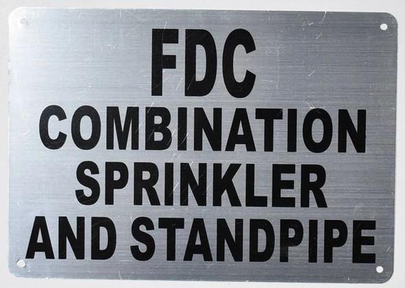 FDC Sprinkler Silver