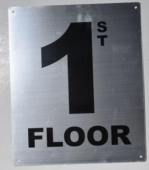 1ST Floor  Silver, Rust Free
