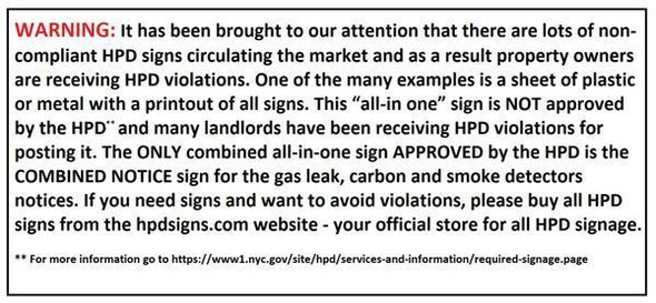 Building registration number sign-SILVER