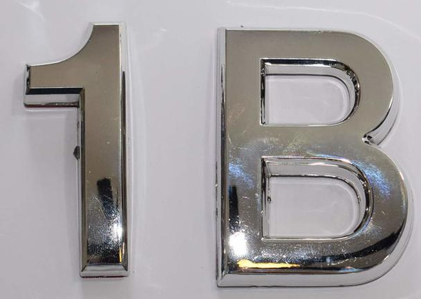 1b sign silver
